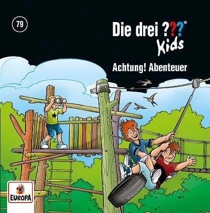 Kosmos CD ??? Kids 79 Achtung, Abenteuer!