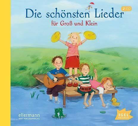 CD Die schönsten Lieder für Groß und Klein