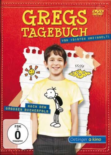 Gregs Tagebuch: Von Idioten umzingelt (DVD