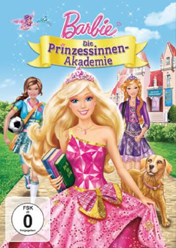 DV Barbie:Prinzessin.Akademie