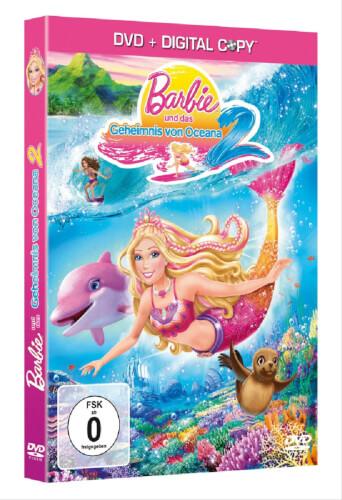 DV Barbie und das Geheimnis von Oceana 2 (DVD-V)