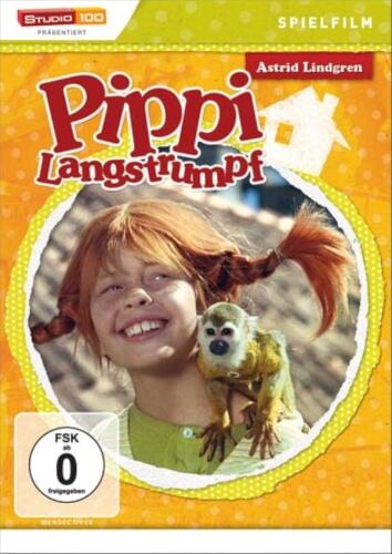 Pippi Langstrumpf (DVD, 2013)
