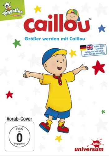 DV Caillou: Größer werden