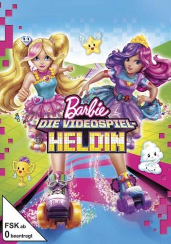 DV Barbie:Videospiel-Heldin