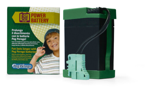 Batterie 6V 4,5Ah für Elektrofahrzeuge