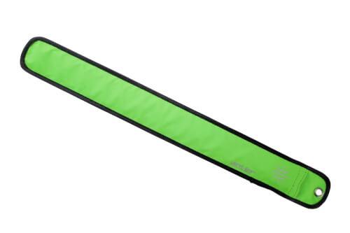 Wheel Bee LED Slap Light green (Leuchtband), Polybag