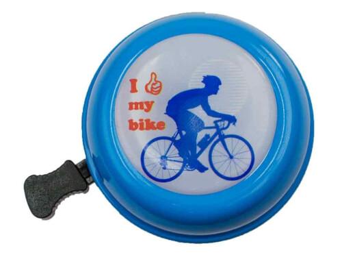 bbeBells Fahrradklingel I like my bike 55 mm