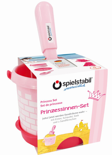 Spielstabil Prinzessinen-Set