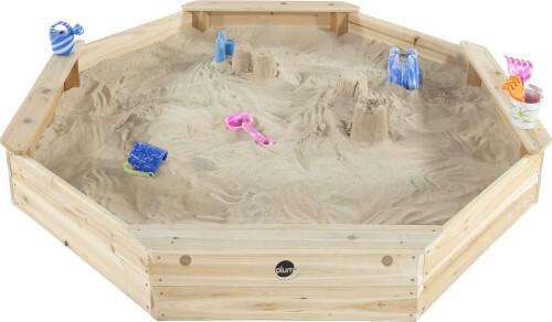 Plum gigantischer Sandkasten aus Holz