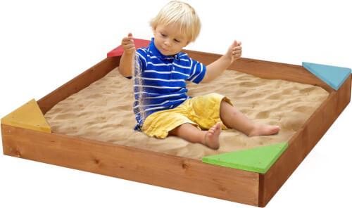 Sandkasten Fun