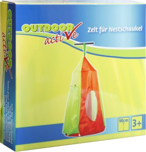 Outdoor active Zelt für Nestschaukel 90cm