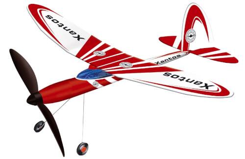 Xantos Gummimotor-Flugmodell