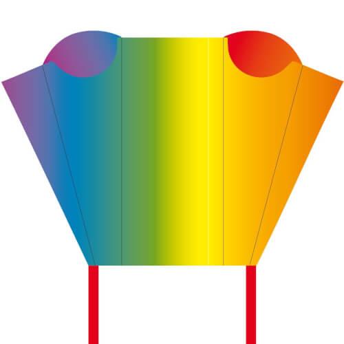 HQ Pocket Sled Rainbow
