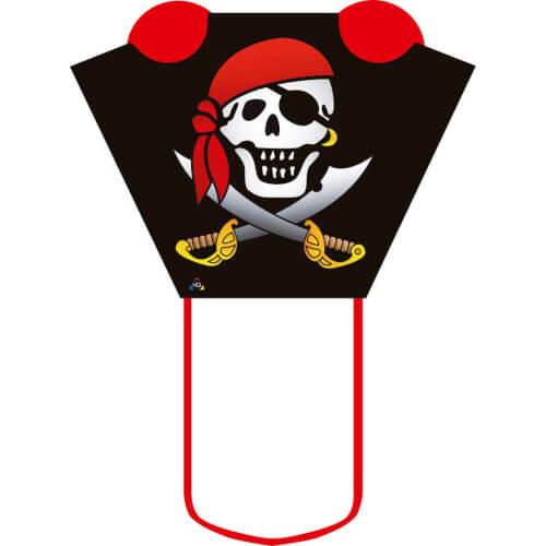HQ Pocket Sled Jolly Roger