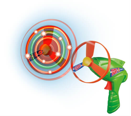 Turbolight Propellerspiel mit LED's