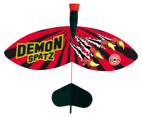 Demon Spatz Schleudersegler