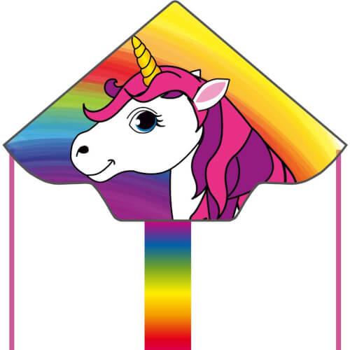 Ecoline: Simple Flyer 120 cm Unicorn