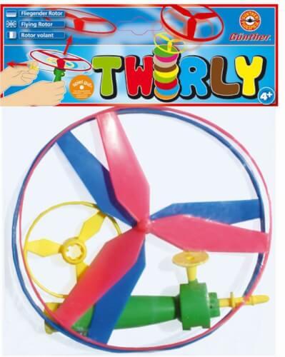 Günther Flugkreisel 2 Rotor. Twirly # 19 cm