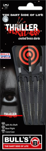 Bull's 3 Softdarts Thriller Bl. Brass 16 g
