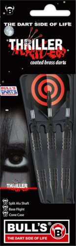 Bull's 3 Softdart Thriller Bl. Brass 18 g