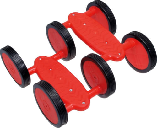 Pedal-Roller Tretl