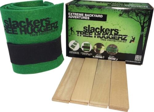 Schildkröt Funsports - SLACKERS Baumschutz Set XXL für Slackline +Seilrutsche