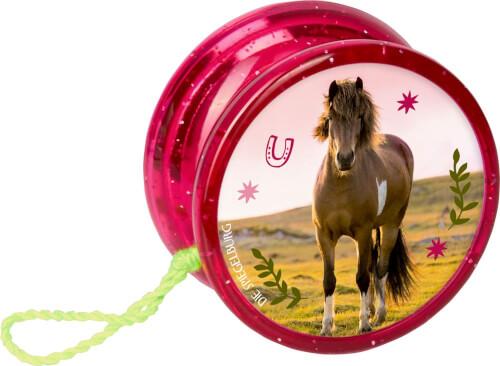 Leucht-Jo-Jo Pferdefreunde
