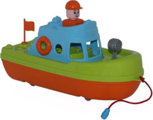 Outdoor active Rettungsdampfer mit Figur, 2-fach sortiert