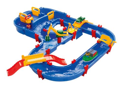 AquaPlay Wasserbahn-Set ''Megabridge'', 32-teilig, ab 3 Jahre