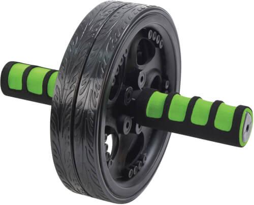 Schildkröt Fitness - AB-ROLLER - Bauchtrainer, (Duo Wheel),