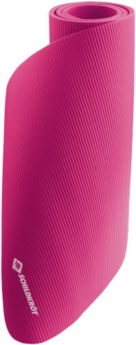 Schildkröt Fitness - FITNESSMATTE, (10mm, pink), mit Tragegurt