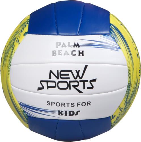 New Sports Beach Volleyball Kids, Größe 5, unaufgeblasen