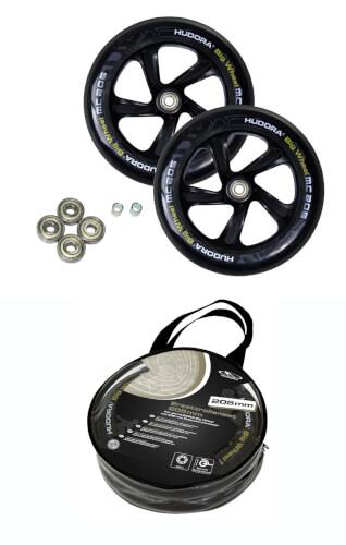 Hudora Ersatzrollenset für Hudora Big Wheel, 2