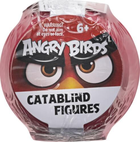 Jazwares ANGRY BIRDS ANB0036 Katapultfiguren in Blind Pack sortiert