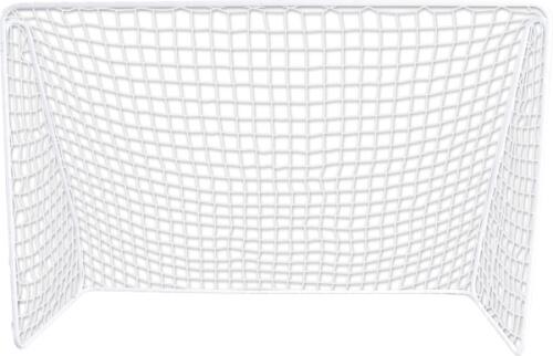 New Sports Fußballtor 213 x 150 x 76 cm, weiß