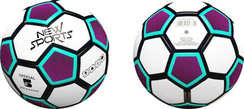 New Sports Fußball ''Team'', Größe 5, unaufgeblasen