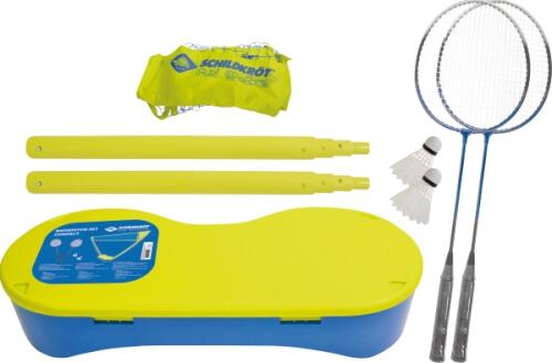 Talbot-Torro - SK Badminton Set COMPACT im Kunststoffkoffer