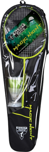 Talbot-Torro - Badminton-Set MAGIC NIGHT LED im Thermobag
