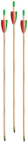 Arcy Holzpfeil Marple mit Spitze 3er-Set