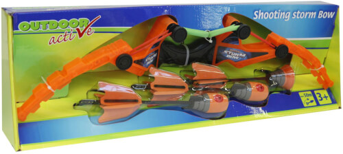 Outdoor active Power Bogen-Set inklusive 3 Pfeile