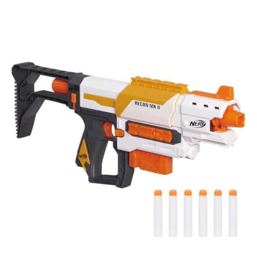 Hasbro B4616EU4 Nerf N-Strike Modulus Recon MKII
