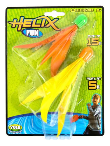 HELIX Fun Federbälle