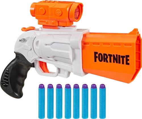 Hasbro E9391EU4 Nerf Fortnite SR Blaster