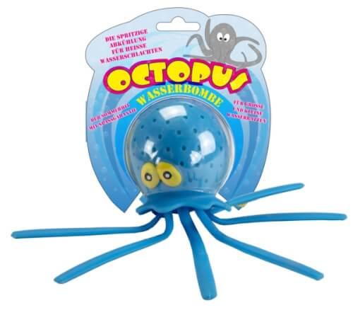 Octopus Wasserbombe