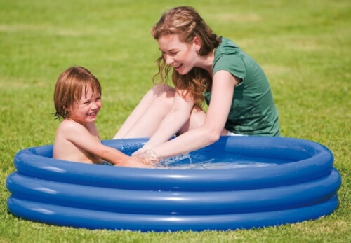 Pool farblich sortiert 122 x 25 cm