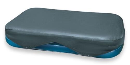 Intex Abdeckplane rechteckig - für Swimcenter bis 305x183cm, Überhang 51cm