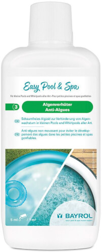 Bayrol - Easy Pool & Spa Algenverhüter 1 L