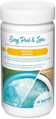 Bayrol - Easy Pool & Spa pH-Senker 1,5 kg