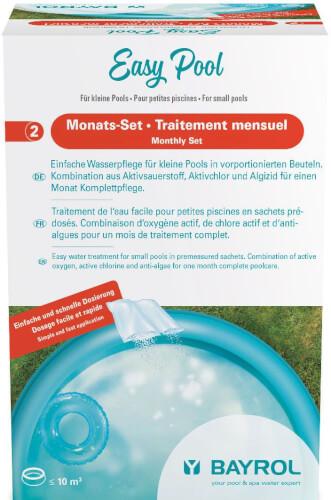 Bayrol - Easy Pool & Spa Monats-Set  0,6 kg