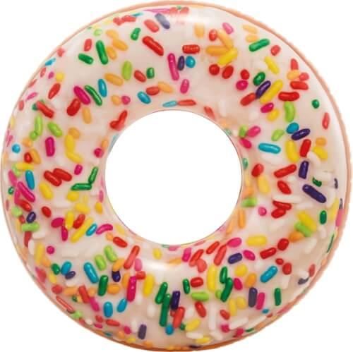 Schwimmreifen Sprinkle Donut Tube, ab 9 Jahre, 114cm